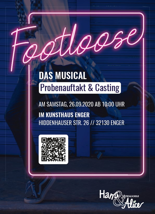 FootlooseCastingBild